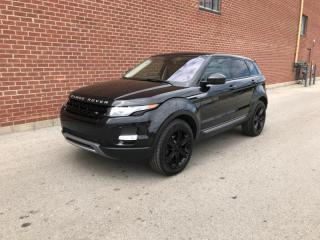 Used 2015 Land Rover Evoque 5DR HB PURE PLUS for sale in Mississauga, ON