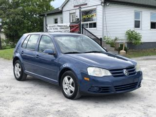Used 2008 Volkswagen City Golf 6-Speed Manual Power Group Cruise for sale in Sutton, ON