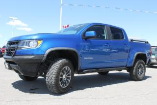 Used 2019 Chevrolet Colorado 4WD ZR2 for sale in Carleton Place, ON