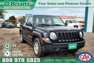 Used 2014 Jeep Patriot SPORT for sale in Saskatoon, SK