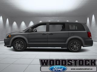 Used 2018 Dodge Grand Caravan GT for sale in Woodstock, ON