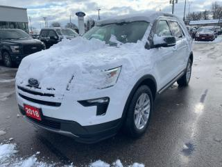 Used 2018 Ford Explorer XLT for sale in Woodstock, ON