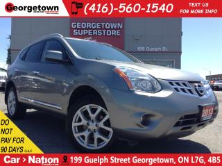 Used 2013 Nissan Rogue SV  | SUNROOF  | HEATED SEATS  | BACK UP CAM for sale in Georgetown, ON