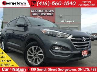 Used 2017 Hyundai Tucson SE 2.0 | AWD | PANO ROOF | LEATHER | BACK UP CAM for sale in Georgetown, ON