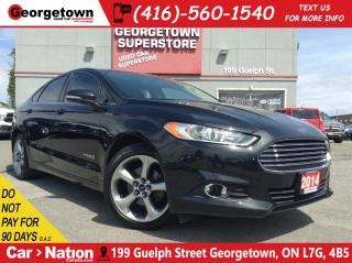 Used 2014 Ford Fusion Hybrid SE | NAVIGATION | BACK UP CAM | SUNROOF | for sale in Georgetown, ON