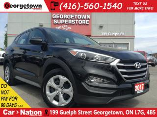 Used 2017 Hyundai Tucson HEATED SEATS | BACK UP CAM | FOG LIGHTS | 2.0L | for sale in Georgetown, ON