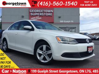 Used 2012 Volkswagen Jetta 2.5L Comfortline | 5 SPEED | HEATED SEATS | POWER for sale in Georgetown, ON