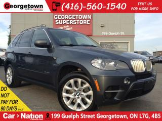 Used 2012 BMW X5 xDrive50i | NAVI | PANO ROOF | AWD | BACK UP CAM for sale in Georgetown, ON