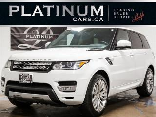 Used 2014 Land Rover Range Rover Sport HSE, SUPERCHARGED, 7 PASSENGER, NAVI, PANO for sale in Toronto, ON