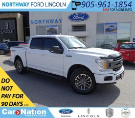 Used 2018 Ford F-150 XLT | 2.7L ECOBOOST | TAILGATE STEP | SPORT | for sale in Brantford, ON