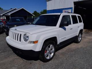 Used 2011 Jeep Patriot 4 RM, 4 portes, North for sale in St-Pierre-Les-Becquets, QC