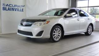 Used 2014 Toyota Camry LE 4 CYL. AUTOMATIQUE for sale in Blainville, QC