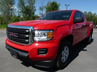 Used 2017 GMC Canyon EXT CAB, V6, 4X4, AUTOM, 8 VIT, FOND BTE for sale in Vallée-Jonction, QC