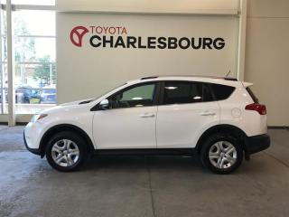 Used 2014 Toyota RAV4 LE AWD for sale in Québec, QC