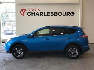 Used 2016 Toyota RAV4 XLE AWD hybrid for sale in Québec, QC