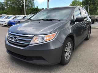Used 2011 Honda Odyssey EX-L 8 PASSAGERS for sale in Québec, QC