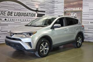 Used 2018 Toyota RAV4 Le Awd Camera for sale in Laval, QC