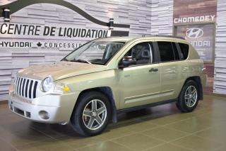 Used 2009 Jeep Compass Rocky Mountain for sale in Laval, QC