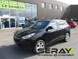 Used 2015 Hyundai Tucson GL for sale in Chambly, QC