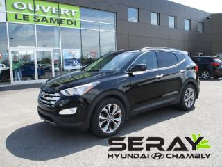 Used 2014 Hyundai Santa Fe Sport 2.4 AWD for sale in Chambly, QC