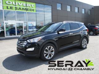 Used 2014 Hyundai Santa Fe Sport 2.4 Premium AWD for sale in Chambly, QC