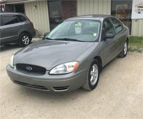 Used 2004 Ford Taurus SE Standard for sale in Brunkild, MB