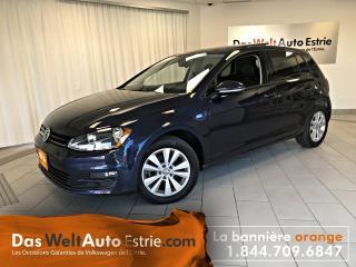 Used 2015 Volkswagen Golf 2.0 TDI Comfortline for sale in Sherbrooke, QC