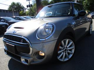 Used 2016 MINI Cooper Hardtop S |10,000KM ONLY|6 SPEED|LIKE NEW|PANO ROOF !! for sale in Burlington, ON