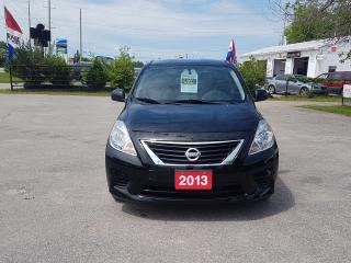 Used 2013 Nissan Versa SV for sale in Barrie, ON