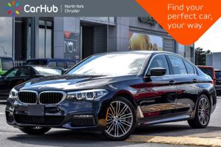Used 2019 BMW 5 Series 530I xDrive|M.Sports.Pkg|Sunroof|GPS|Backup.Cam|Bluetooth|Keyless.Go| for sale in Thornhill, ON