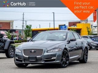 Used 2017 Jaguar XJ XJ Portfolio AWD Navigation Sunroof Blind Spot Leather Heated Front and Rear Seats 20
