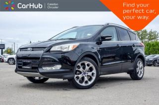 Used 2016 Ford Escape Titanium|Navi|Backup Cam|Heated Front Seats|R-Start|18