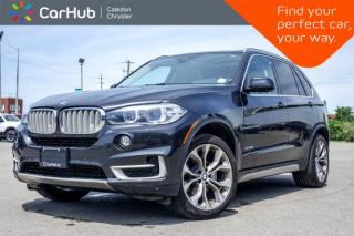 Used 2016 BMW X5 xDrive35i|Navi|Pano Sunroof|Bluetooth|Backup Cam|Leather|Heated Front Seats|19