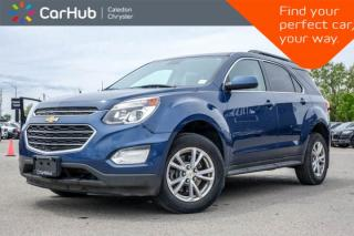 Used 2016 Chevrolet Equinox LT|AWD|Bluetooth|Backup Cam|R-Start|Heated Front Seats|Keyless Entry|17