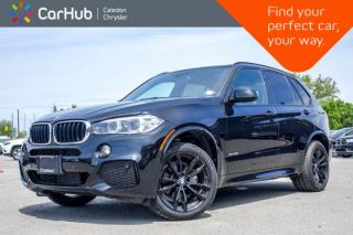 Used 2017 BMW X5 xDrive35i Sport|Navi|Pano Sunroof|Bluetooth|Backup Cam|Leather|Heated Front Seats|19