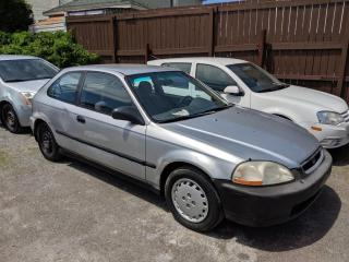 Used 1997 Honda Civic CX-G for sale in Boisbriand, QC