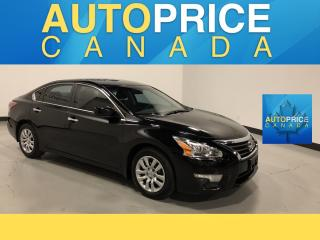 Used 2015 Nissan Altima 2.5 S for sale in Mississauga, ON