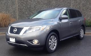 Used 2016 Nissan Pathfinder SL V6 4x4 at Finance from 0.99%, Warranty for sale in Vancouver, BC