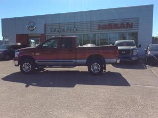 Used 2007 Dodge Ram 2500 ST QUAD CAB 4WD for sale in Smiths Falls, ON