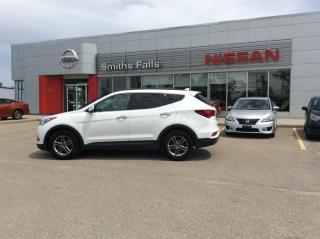 Used 2017 Hyundai Santa Fe Sport AWD 2.4L Luxury for sale in Smiths Falls, ON