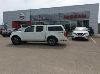 Used 2017 Nissan Frontier Crew Cab PRO-4X 4x4 at for sale in Smiths Falls, ON