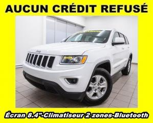 Used 2014 Jeep Grand Cherokee LAREDO 4X4 BLUETOOTH CLIM. 2 ZONES *ÉCRAN 8.4* for sale in Mirabel, QC