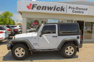 Used 2012 Jeep Wrangler Sport 2D Utility 4WD for sale in Sarnia, ON