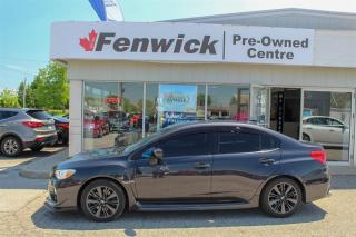 Used 2017 Subaru WRX 4Dr 6sp for sale in Sarnia, ON