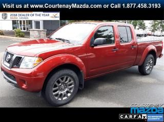 Used 2012 Nissan Frontier Crew Cab SV 4X4 at for sale in Courtenay, BC