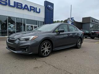 Used 2019 Subaru Impreza Sport SPORT EDITION WITH EYESIGHT | ALL WHEEL DRIVE | FACTORY WARRANTY | ALLOYS for sale in Charlottetown, PE