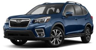 New 2019 Subaru Forester 2.5i Convenience THE COMPLETELY REDESIGNED 2019 FORESTER IS A IIHS TOP SAFETY PICK FOR ALL LIFE'S RALLIES! for sale in Charlottetown, PE
