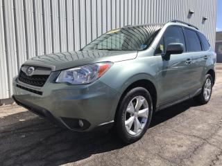 Used 2015 Subaru Forester 2.5i Convenience Package 2.5i Convenience I ALL WHEEL DRIVE I HEATED SEATS I LOCAL TRADE for sale in Charlottetown, PE
