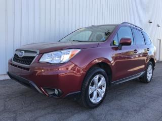 Used 2015 Subaru Forester 2.5i Touring Package 2.5i TOURING | ALL WHEEL DRIVE | LOW KMs | SUNROOF | POWER TAILGATE for sale in Charlottetown, PE
