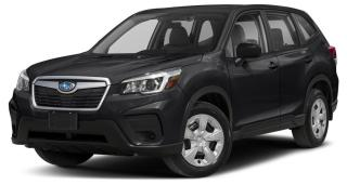 New 2019 Subaru Forester 2.5i THE COMPLETELY REDESIGNED 2019 FORESTER IS A IIHS TOP SAFETY PICK FOR ALL LIFE'S RALLIES! for sale in Charlottetown, PE